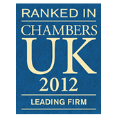 Rustem Guardian Chambers UK 2012 Leading Firm